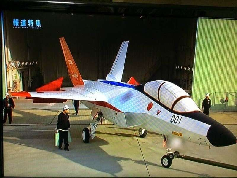 F-3: Японский истребитель превосходства над Америкой