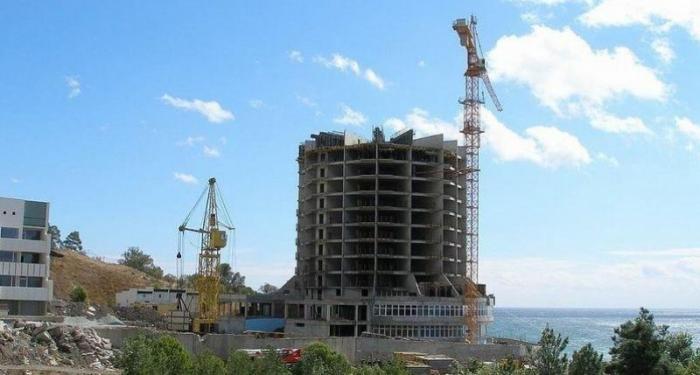 Строительство в Крыму запретят на период курортного сезона