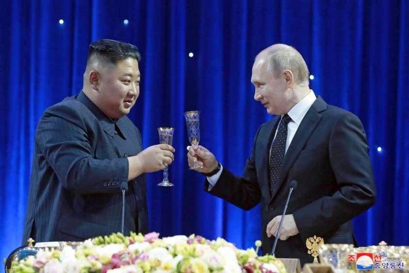 Мифы и реальность: эксклюзивный репортаж о визите главы КНДР Ким Чен Ына в Россию