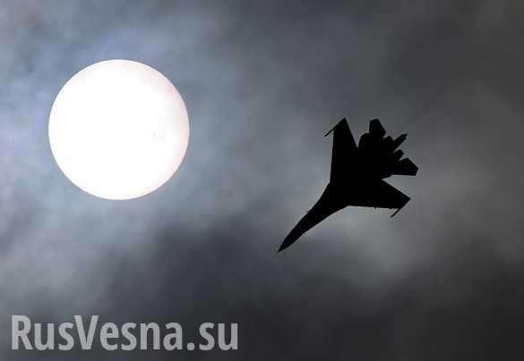 Сирия: боевики сняли атаки Су-35 и Су-24 в зоне «Идлиб»   Русская весна
