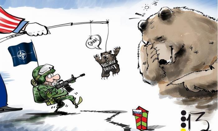 В Эстонии у границ с Россией НАТО начало масштабные учения «Весенний шторм – 2019»