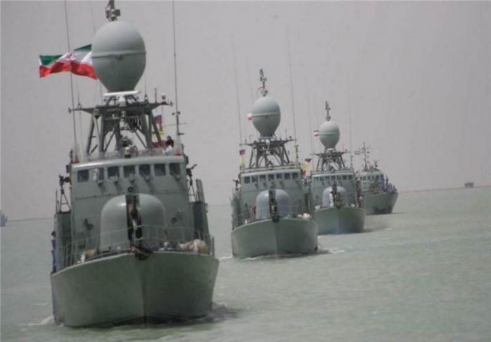 Россия и Иран проведут совместные военно-морские учения в 2019 году