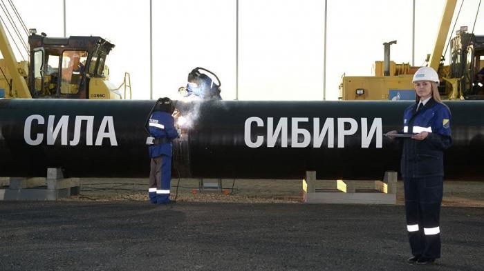 """Китай просит """"добавить газу"""", «Газпром» идет на восток, а в ЕС дефицит"""