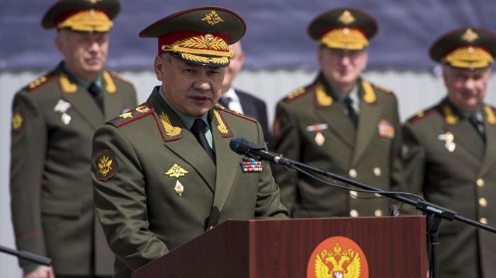 Шойгу: США окружают Россию сетью лабораторий с биологическим оружием