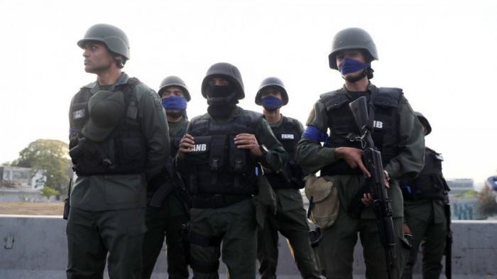 В Венесуэле группа военных попыталась устроить переворот