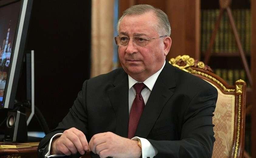 Руководитель компании «Транснефть» Николай Токарев.