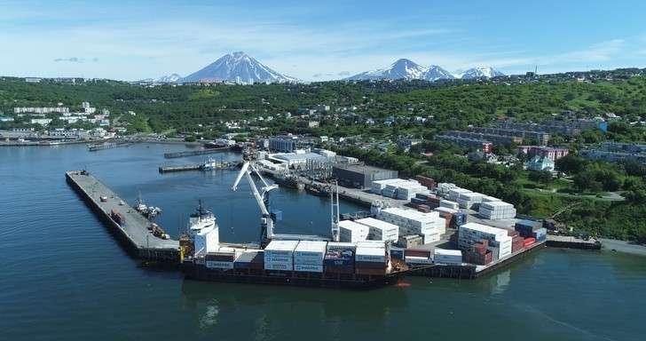 Резидент СП создает на Камчатке крупнейший порт для обслуживания грузов Севморпути