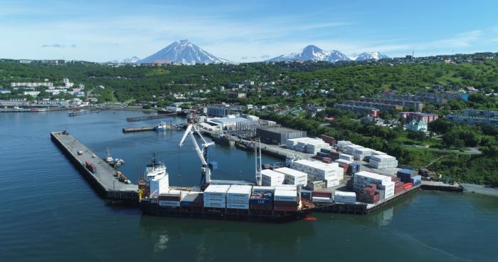 НаКамчатке создают крупнейший порт для обслуживания грузов Северного морского пути