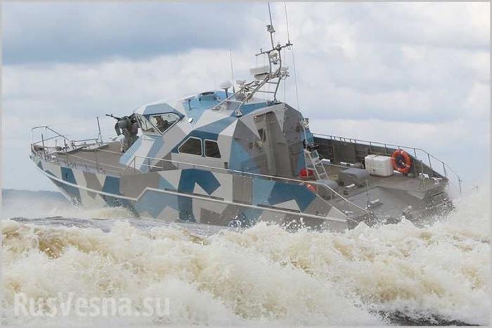 Кораблестроение под брендом «Калашников»: от боевых катеров до судов спецназначения (ФОТО)