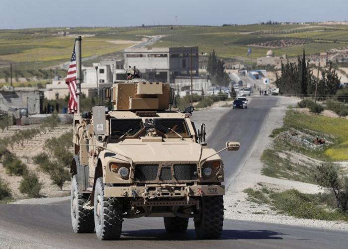 Сирия: техника США потоком идет курдам в обмен на нефть