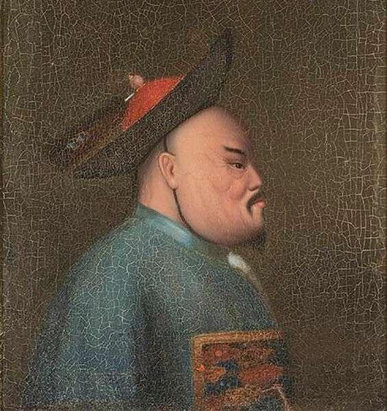 Линь Цзэсюй, Чрезвычайный представитель по борьбе с контрабандой опиума. После победы англичан был снят с должности и отправлен в ссылку.