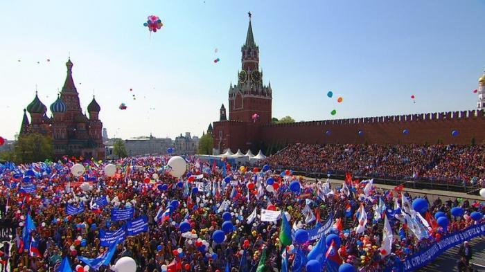 Митинги, протесты и стычки с полицией: как в мире проходили демонстрации в честь Дня Труда