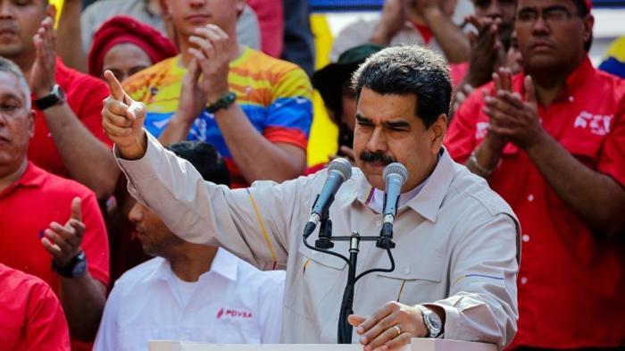 Венесуэла: США начнут вторжение в случае применения силы против оппозиции