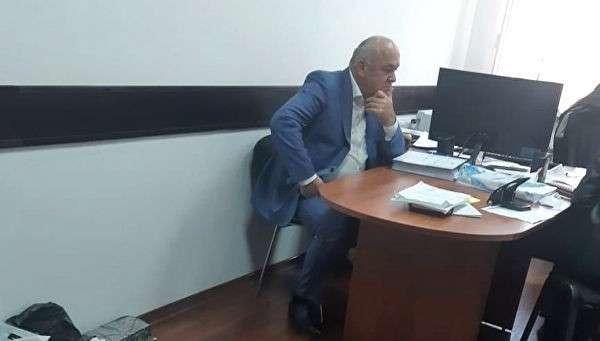Раджаб Абдулатипов. Архивное фото
