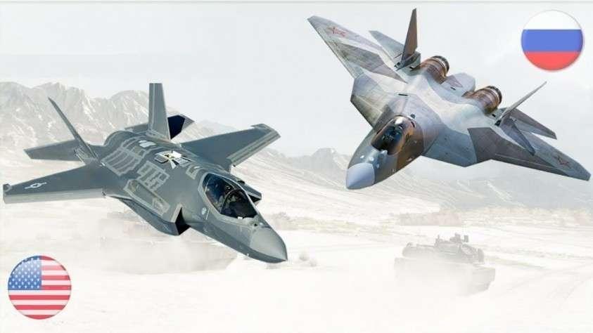 Почему российский СУ-57 круче американского F-35 по мнению китайцев?