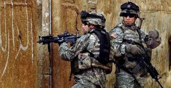 Армия США, которую никогда не покажут в играх и голливудских фильмах
