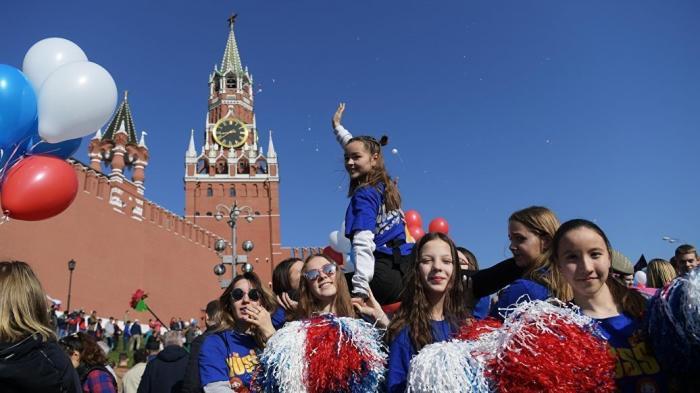 1 мая: о статистике русского счастья