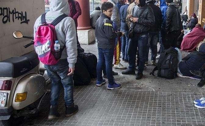 Они же дети: Мигранты-подростки убивают и насилуют немок