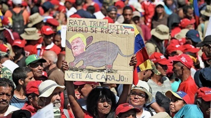 США готовятся к последней атаке на Венесуэлу: наемники и миллионы