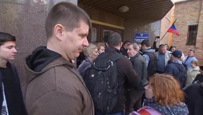 В ДНР выстроились очереди за российскими паспортами: «мы ждали этого пять лет»