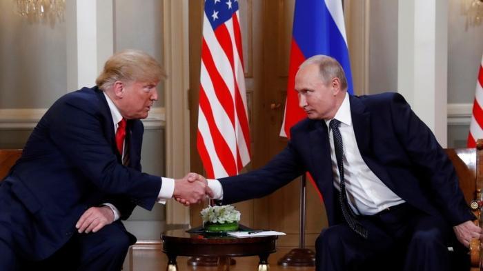 Путин и Трамп провели телефонный разговор длительностью более часа
