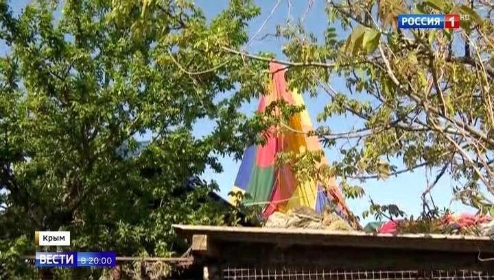 В Крыму одна на воздушном шаре: как спаслась 11-летняя девочка
