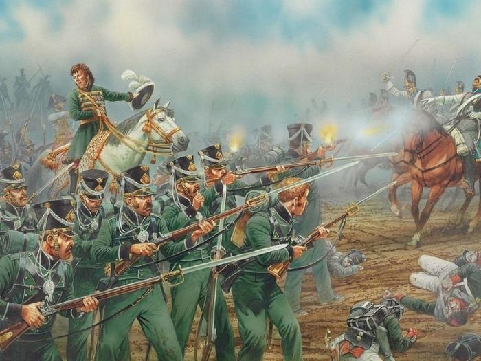 В чём причина поразительной стойкости русского воина?