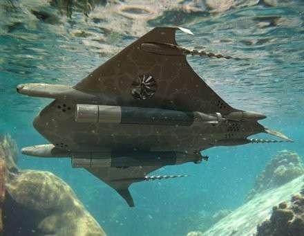 Арктические подводные роботы встанут на боевую вахту