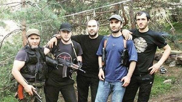 Ликвидированные участники Гимринской банды