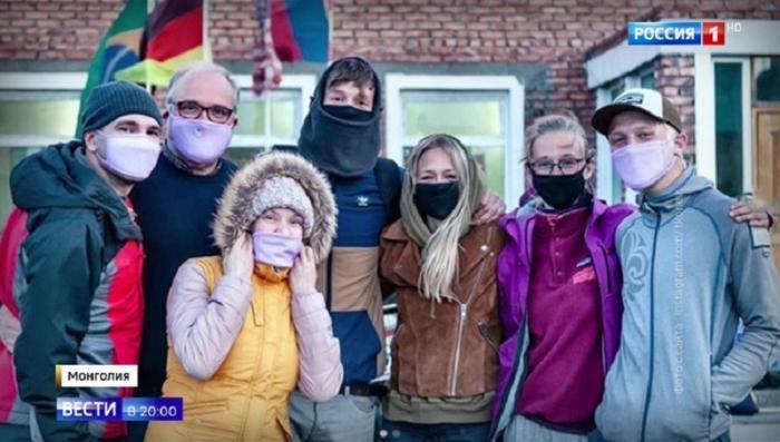 Российские туристы не смогли улететь из Монголии из-за чумы