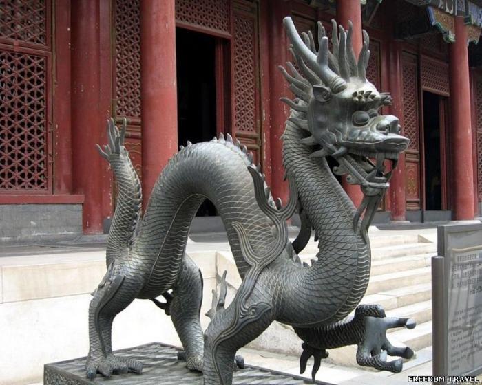 Китай. Страна победившей магии или то, что вы не знали о поднебесной