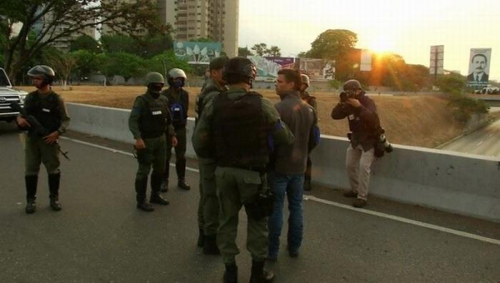 Власти Венесуэлы начали расследования попытки госпереворота, идут обыски и аресты