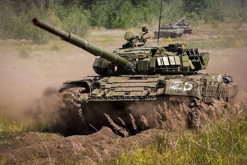 Как работает динамическая защита танка