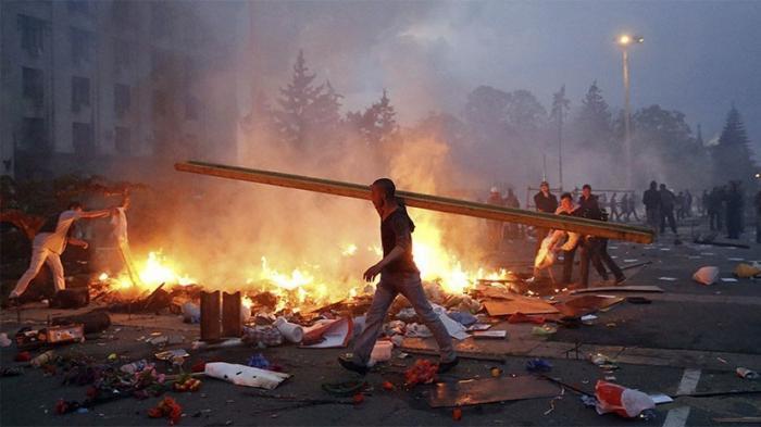 Очевидец трагедии в Одессе 2 мая: «никогда не поверю, что это не было запланировано»