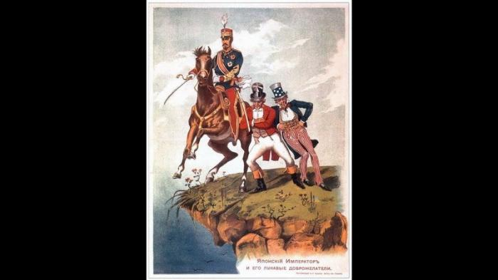Русско-японская война – первая война за нефтяные рынки
