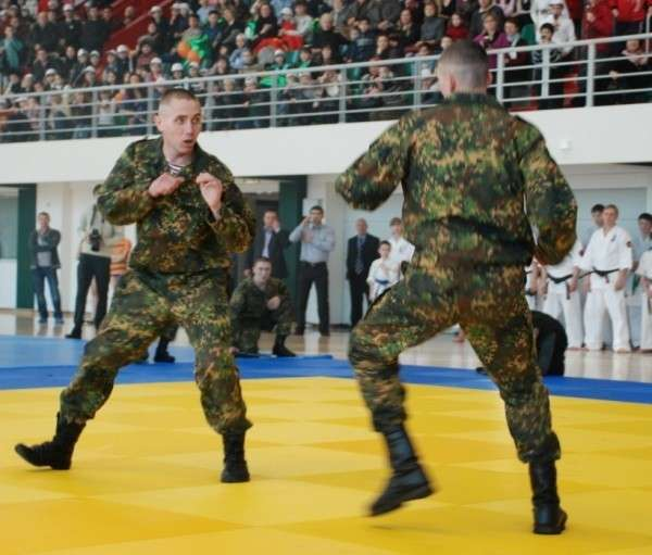 В России разработана новая универсальная система контактного боя
