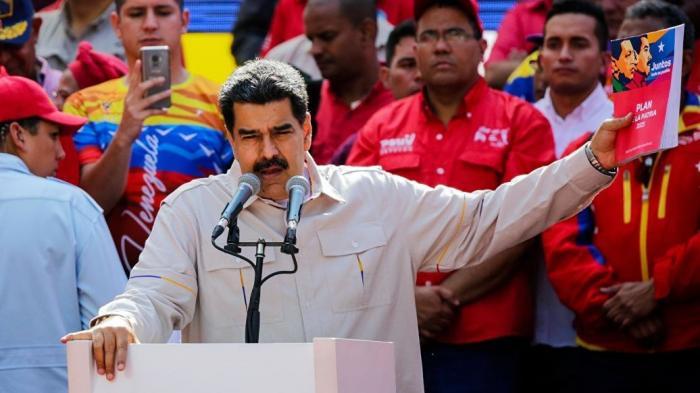 Николас Мадуро призвал военных быть готовыми к вторжению США