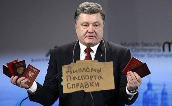 Сравнительный анализ. Почему российский паспорт лучше украинского?