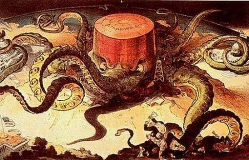 Доля нефтебизнеса в революции 1905 года и русско-японской войне