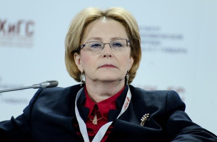 Вероника Скворцова попалась на лоббировании интересов фармацевтической мафии