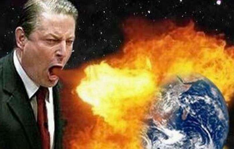 Апокалиптические прогнозы глобального потепления. Взгляд из Америки