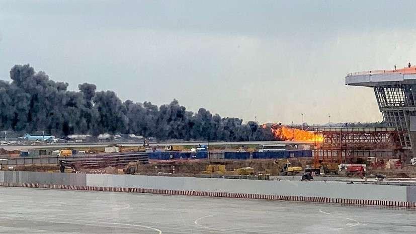 Из 78 находившихся на борту горящего самолёта в Шереметьево выжили 37 человек