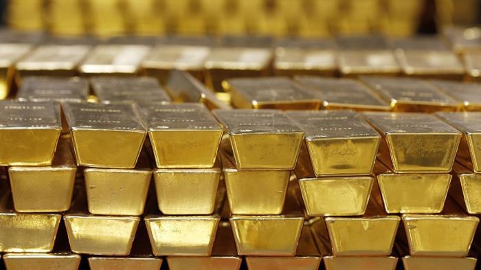 В ЦБ Эстонии остался один слиток золота, а сколько у России после санкций США?