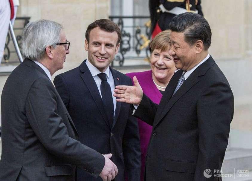 Пока Трамп воюет с Европой санкциями, на смену США идет Китай
