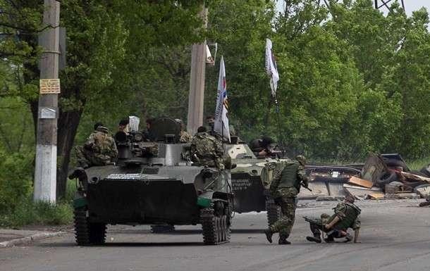 К пятилетию первого большого боя под Славянском (ФОТО, ВИДЕО)