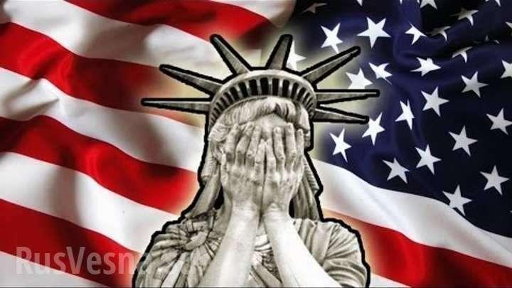 Битва кланов Мирового Правительства ставит США на грань распада