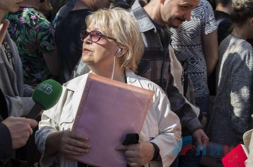 ВАЖНО: В Луганске открылся пункт приёма документов на гражданство РФ (ФОТО, ВИДЕО)