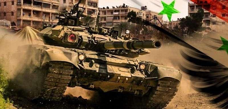 В Идлибе сирийская армия начала долгожданное наступление при массированной поддержке ВКС РФ