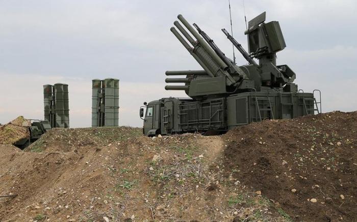 ПВО базы Хмеймим в Сирии отбили два обстрела произведённые системами залпового огня