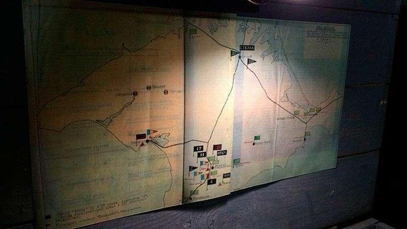 ФСБ рассекретила документы СМЕРШ по освобождению Крыма от фашистов в 1944 году